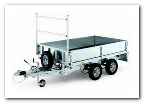 Flatbed Utility Trailer